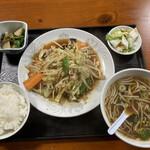 ひよどり中華料理 - 料理写真: