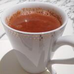 STAR JEWELRY CAFE & Chocolatier - チョコレートドリンク