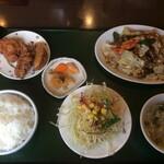 萬福来 - 料理写真:Cランチ