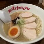 Mendouhanamokoshi - 料理写真:濃厚鶏そば