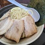 甍 - 特製濃厚煮干つけ麺 味玉 肉増し