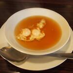 グリルエフ - コンソメスープ