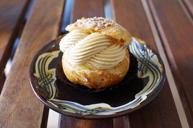 ドゥース エーグル 目白の有名なパティスリー エーグルドゥースでバースデーケーキを購入
