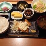 海の巧 - 料理写真:お昼の定食 お魚