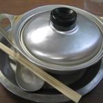 ことり - アルミのお鍋