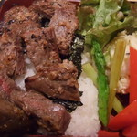 大戸屋 - 【期間限定】特選塩麹漬け和牛ステーキ重