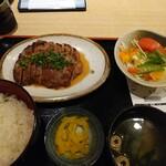 伊蔵 - 豚テキ定食