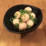 馬王 - うずら卵旨煮