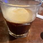 パスタバル ドン ピノキオ - アイスコーヒー