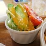 スパゲティハウス リトルジョン - サラダ