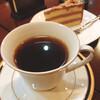安田珈琲店 - ドリンク写真:懐かしい味のチョコレートケーキ
