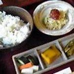 若松 - 料理写真:天ぷら定食