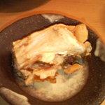 竹はる - 穴子の頭の煮物