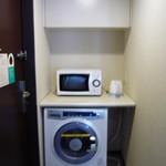 東急ステイ西新宿 - これは便利!全自動洗濯乾燥機☆
