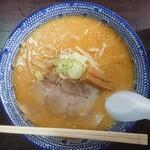 麺屋 玉三郎 - 料理写真:味噌らーめん 750円