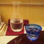 鮨 一心 - 冷酒(仙禽)