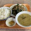 三浦食堂 - 料理写真:ニラレバ定食