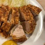 とんき - とんき国分寺店(ロースかつ定食)