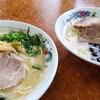 中華そば 乙丸 - 料理写真:中華そば(600円)塩ラーメン(600円)