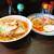 平和園 - 料理写真:焼飯とモヤシラーメンのセット