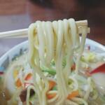 151014258 - しっかり太麺