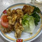 餃子の王将 - 油淋鶏 ジャストサイズ