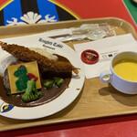 ナイト・テーブル・レストラン - 料理写真: