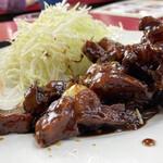 中国家庭料理 上海や - とんてき