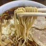 一陽来福 - 麺の食感よい♪