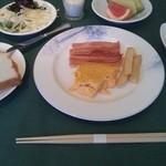 庄吉庵 - 朝食バイキング