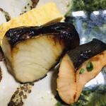 三六 - 鰆と鱒の焼物