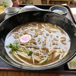 櫻屋 - さらさら系のカレー蕎麦