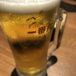 個室居酒屋 地鶏ともつ鍋の 丸九 -