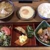 蕎麦と勝めし 市場の◯すけ - 料理写真:朝定食