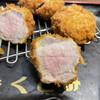 とんかつ&ハンバーグ たくとみ - 料理写真:うっすらピンクの揚げ加減もベスト