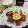 とんかつ・やはた屋 - 料理写真:唐揚定食