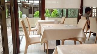 レストラン マヨール - きれいな店内