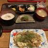 大ちゃん 本店 - 料理写真:焼きそば定食