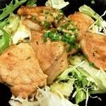 あぜみち - 豚肉のピリ辛炒め