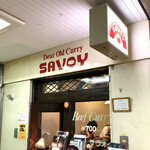 SAVOY - レトロな外観