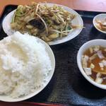 東方紅飯店 - 料理写真: