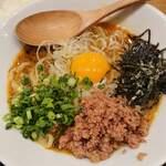 鶏ポタラーメンTHANK - 鶏ポタンタン麺