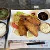 二三家食道 糸島屋 - 料理写真:でかっ あじフライランチ@1100