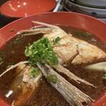 回転寿司 一太郎 - 赤だしの味噌汁は絶対頼むべきです!