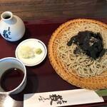 えびな 上野藪そば - 料理写真: