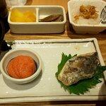 博多やりうどん別邸 - 明太子・焼き魚etc.