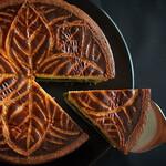 リトルワンズ - 料理写真:抹茶と黒豆のガトーバスク