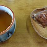 やなぎ食堂 - お茶&お茶請け