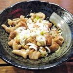 ガキ大将 - 焼もつ(たれ味) 460円