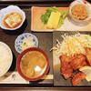 味の六酔 - 料理写真:[お昼の定食]からあげ&エビフライ